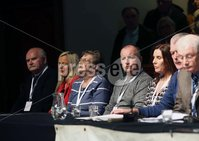 Press Eye Northern Ireland. Thursday 14th March 2019. Bloody Sunday families host a press conference in the Guildhall following the announcement from the DPPS. . Photo Lorcan Doherty/Presseye