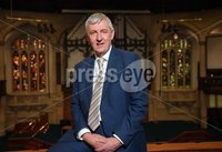 "Press Eye Northern Ireland - 7th February 2018 -. ""Pictured is Rev. Charles McMullen, minister of West Church, Bangor, Moderator-Designate of the Presbyterian Church in Ireland. He was selected following meetings of the Church's 19 presbyteries across Ireland on Tuesday evening 6th February 2018. Mr. McMullen will formally be elected and installed as Moderator of the General Assembly of the Presbyterian Church in Ireland for 2018/2019 at the start of this year\'s General Assembly on 4th June."".   . Photo by  Jonathan Porter /  Press eye."