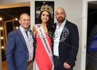 Press Eye © Belfast - Northern Ireland. Photo by Freddie Parkinson / Press Eye ©. Tuesday 16th May 2017. Anna Henry winner of the Insanity Tan Miss Northern Ireland.. Student Anna Henry  22-year-old from Portglenone, who was Miss Anchor, was named the winner at a ceremony on Monday night.. Anna will receive a year's modelling contract with ACA Models, an all-expenses paid trip to Miss World, one years beauty treatments and complimentary Insanity spray Tan\'s from Bronze Tanning & Beauty Salons, a bespoke crown designed by Nichola Ruby worth over £1,000, a make up hamper from Make Up Pro Store worth over £500, a personal training package with Think Fit tailored just for her, a Fiat 500 car from Donnelly Group, a new designer wardrobe provided by Blush Boutique and more.. Also photographer are Gerry McBride and Joe McGlinchey owners of Bronze Tanning & Beauty.