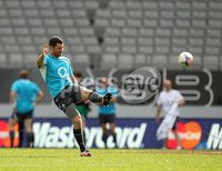Ireland Rugby Captain\'s Run, Eden Park, Auckland, New Zealand 8/6/2012. Rob Kearney during the captains run. Mandatory Credit ©INPHO/Billy Stickland