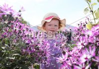 PressEye-Northern Ireland- 15th May  2019-Picture by Brian Little/PressEye. Erin Cunningham aged 2 from Armagh at Balmoral Park during the first day of the Balmoral Show 2019. Picture by Brian Little/PressEye