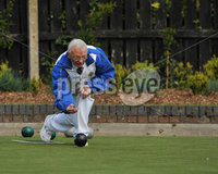©Presseye.com - 4th May  2012  Mandatory Credit - Picture by Mervyn McClelland/Presseye. Balmoral Bowling Club v Divis Bowling Club. Sammy Ashwood (Balmoral)