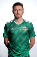 Press Eye - Belfast - Northern Ireland - November 2019. . Picture by William Cherry  /PressEye. . Corry Evans. Northern Ireland Squad 2019 - 2020 new kit.