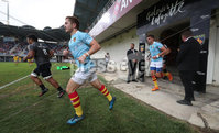 Pre-Season Friendly, Stade Aime Giral, Perpignan, France 9/8/2018. USA Perpignan vs Toulouse. Perpignan\'s Paddy Jackson makes his way out. Mandatory Credit ©INPHO/Billy Stickland