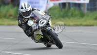 Mandatory Credit: Rowland White/Presseye. Motor Cycle Racing: Tandragee 100. Venue: Tandragee. Date: 05th April 2012. Caption: William Dunlop, 125cc Honda