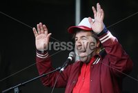 ©Lorcan Doherty Photography - 12th August 2017 . Stendhal Festival 2017. David O\'Doherty performing at the Karma stage.. Photo by Lorcan Doherty / Press Eye..