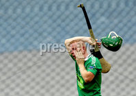 Lory Meagher Final, Croke Park, Dublin 9/6/2012. Fermanagh vs Tyrone. Fermanagh\'s Barry Smith dejected after the game . Mandatory Credit ©INPHO/Ryan Byrne
