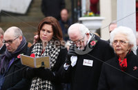 Wednesday 8th November 2017. Picture by Press Eye. Famlies remember Julian Armstrong, Janice Murray and Jim and Anna Dixon.. ©presseye©