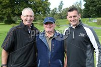 1 September 15 -   Picture by Darren Kidd / Press Eye.. Hillsborough Oyster Festival 2015:. The Oyster Masters at Lisburn Golf Club:  Mark Marais, Joe Winning and Paul Shaw
