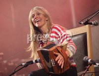©Lorcan Doherty Photography - 12th August 2017 . Stendhal Festival 2017. Sharon Shannon performing on the Karma Stage.. . Photo by Lorcan Doherty / Press Eye..