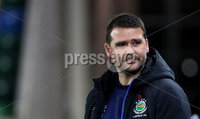 Press Eye - Belfast, Northern Ireland - 29th October 2019 - Photo by William Cherry/Presseye. Linfield manager David Healy during Tuesday nights BetMcLean League Cup game against Cliftonville at Windsor Park, Belfast.     Photo by William Cherry/Presseye