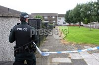 Press Eye © Belfast - Northern Ireland. Photo by Freddie Parkinson / Press Eye ©. Tuesday 10 October 2017. Laurence Shaw was found dead at his Hillmount Gardens bungalow by a friend yesterday afternoon, where a family member said it was feared