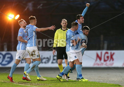 Ballymena United vs Cliftonville D...