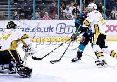 Belfast Giants v Nottingham Panthe...