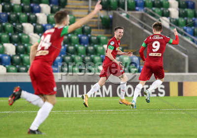 Linfield vs Cliftonville - County ...