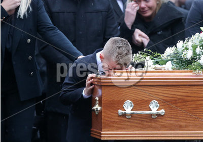 Jim Donegan Funeral