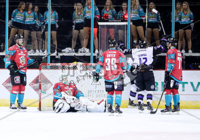 Belfast Giants v Glagsow