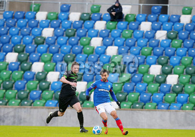 Linfield v Warrenpoint Town