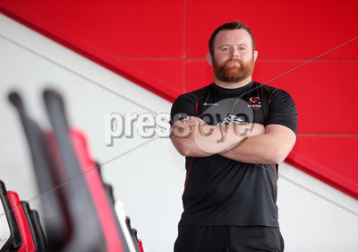 Ulster Rugby Press Call