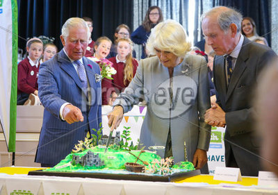 Prince of Wales visit to Northern ...