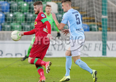 Cliftonville vs Ballymena United C...