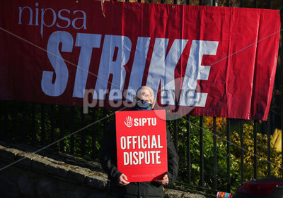 NIPSA Council Workers Strike