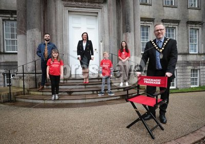 Armagh Cinemagic Film Production