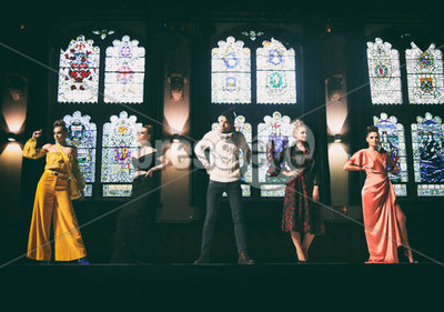 Fashion Fest in The Guildhall