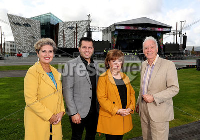 BBC Proms in the Park Launch, Tita...