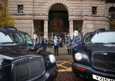 Belfast Black Taxis