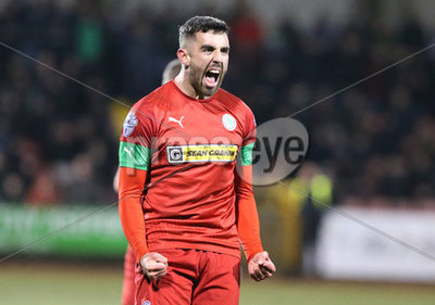 Cliftonville vs Glentoran County A...