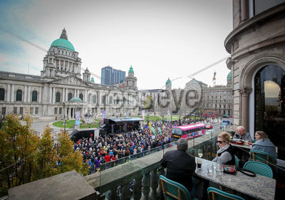 Rally for Remain at Belfast City H...
