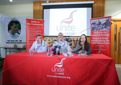 Unite The Union Press Conference