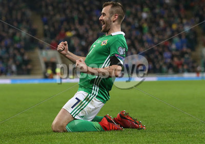Northern Ireland v Estonia Euro 20...