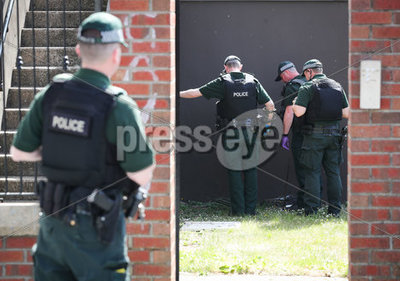 West Belfast shooting