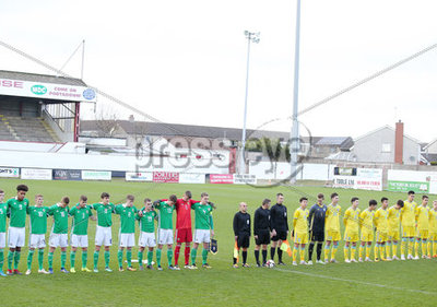 Northern Ireland U19 vs Kazakhstan...