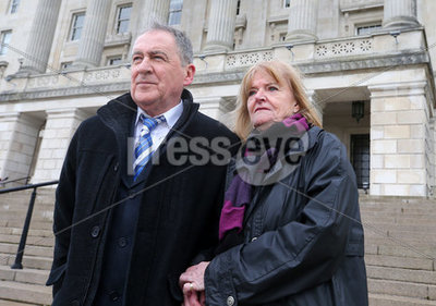 Peter and Sadie Keogh Stormont