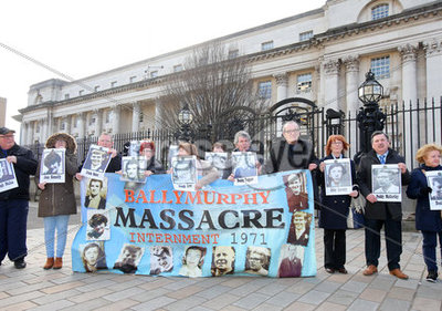 Ballymurphy massacre High Court