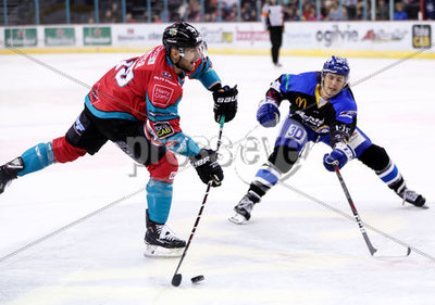 Belfast Giants v Fife Flyers
