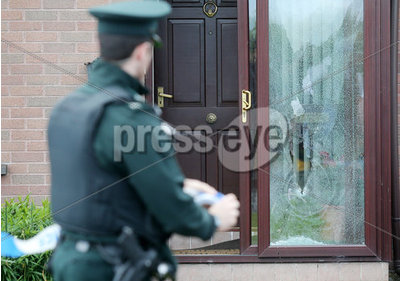 Shots fired at a house in Lurgan i...