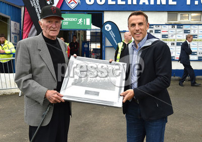 Harry Gregg file photos