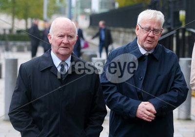 Hooded Men Belfast High Court
