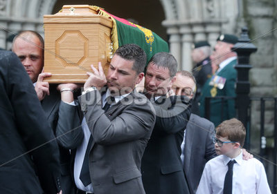 William Pat McCormick Funeral