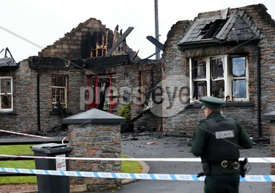 Dungannon House Fire