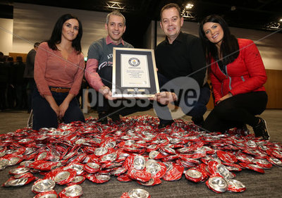 Coca Cola World Record