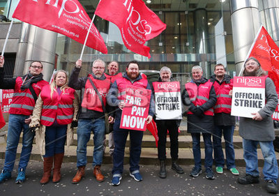 Nipsa Civil Service Strike