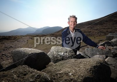 Environment Minister Edwin Poots M...
