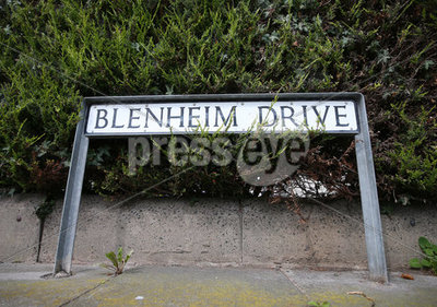 Shots fired in Blenheim Drive Newt...