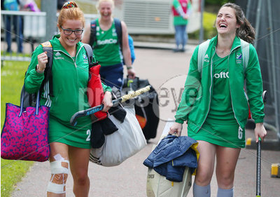 Ireland v Korea  FIH Womens Series...