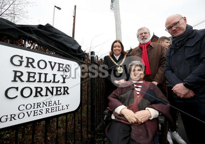 Groves Reilly Corner